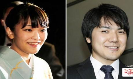 Real Love: Japan's Princess Mako Engaged To A Commoner