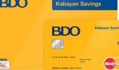 Reminder to BDO Kabayan Savings Account Holders to Avoid P300 Monthly Deduction