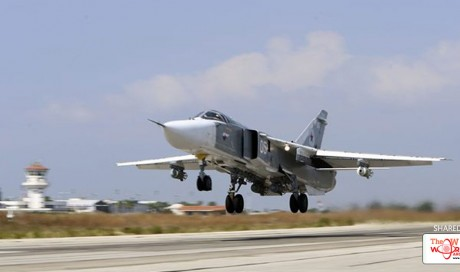Russia rejects allegation it bombed US-backed militias in Syria