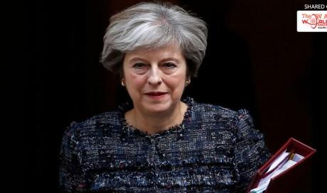 Britain PMTheresa May says Trump visit still on despite terror tweets