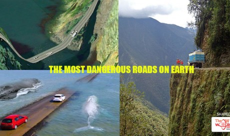 25 of the Most Dangerous Roads on Earth