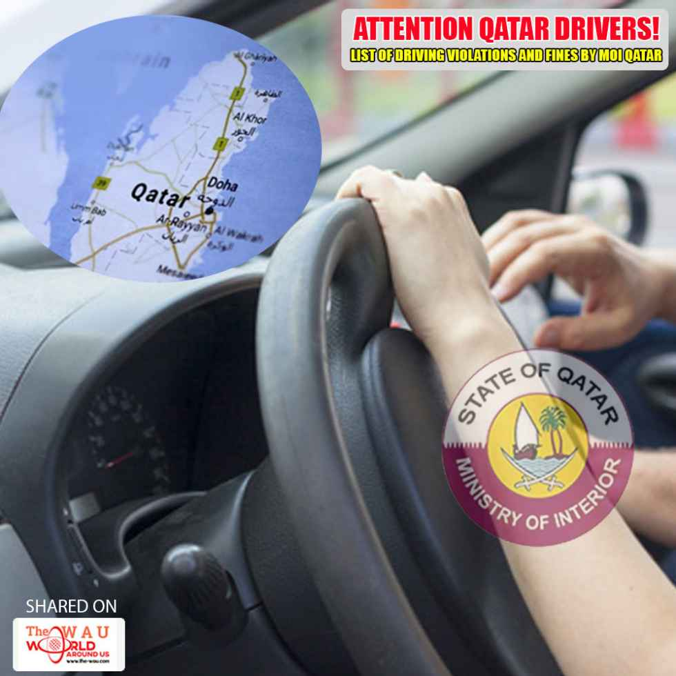 A guide to Traffic Offences and Fines in Qatar