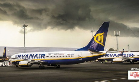 Ryanair Cancelled Flights Pilot Shortage Pay for-rival Airlines