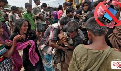 Bangladesh imposes mobile phone ban on Rohingya refugees