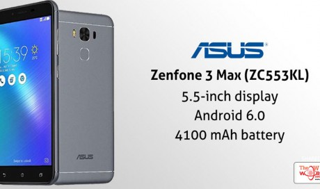 Asus ZenFone 3 Max (ZC553KL) Price in India Cut, Now Available at Rs. 12,999