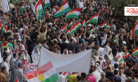 NEXT MIDDLE EAST WAR? KURDISH REFERENDUM BRINGS HOPE AND FEARS OF NEW CONFLICT TO IRAQ