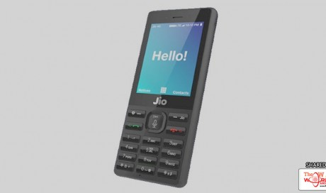 Reliance JioPhone First Impressions: The 4G VoLTE Feature Phone Unlike Any Other