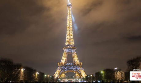 Eiffel Tower Celebrates 300 Million Visitors With Stunning Light Show