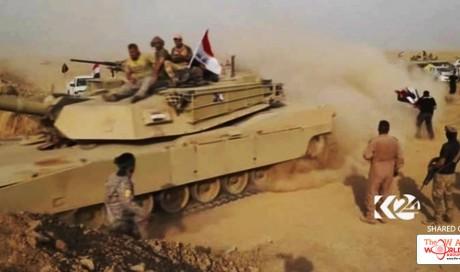 Iraqi military captures Hawija from Islamic State
