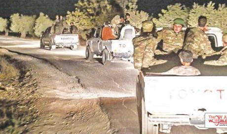 Turkey-backed opposition in major Idlib operation