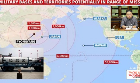 KIM JONG BOOMWill North Korea test another H-bomb TODAY? Experts fear Kim Jong-un's 'city-busting' nuclear weapon could be detonated within hours