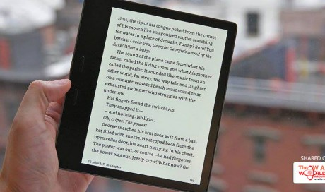 How Amazon's New Kindle Oasis Stacks Up To Its Competitors
