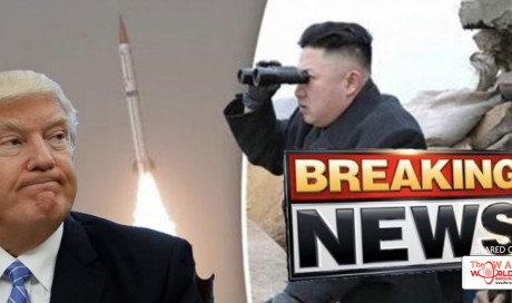 North Korea Reportedly Preparing for Missile Launch Amid US-South Korea Wargames
