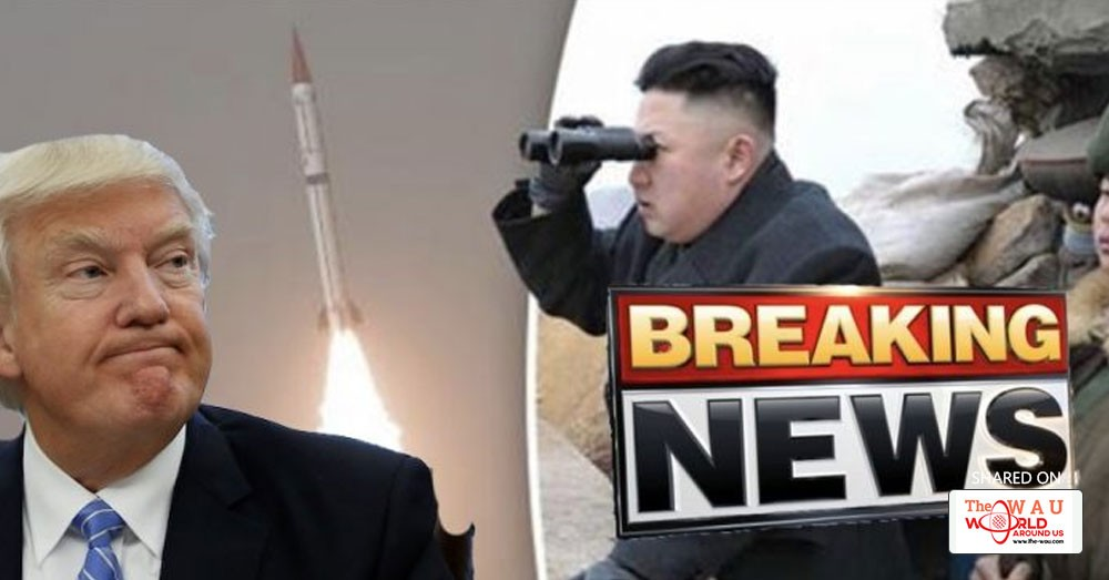 North Korea Reportedly Preparing for Missile Launch Amid US