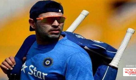 Yuvraj Singh Appealed For Cracker-Free Diwali. Twitter Responded With This Pic