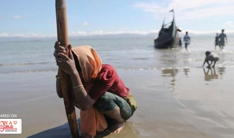 Five dead, dozens missing as Rohingya boat sinks in Bangladesh