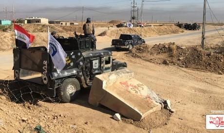 Iraqi Forces Seize Airbase From Kurdish Troops in Kirkuk