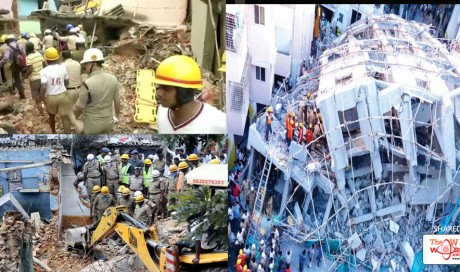 Bengaluru Building Collapse: at Least Five Killed in the Accident Say Officials