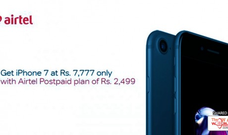 Airtel offers iPhone 7 at a down payment of Rs 7,777, but is it a good deal?