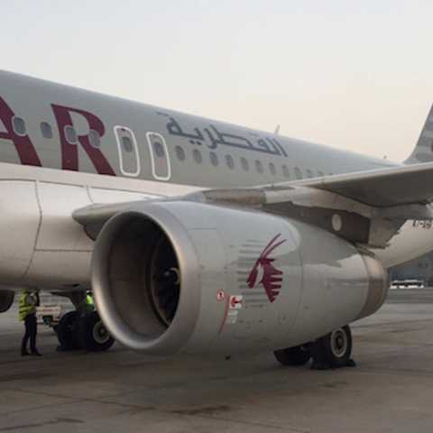 Qatar Airways Continues to Find New Uses for A320 Aircraft Grounded Due to Political Dispute.