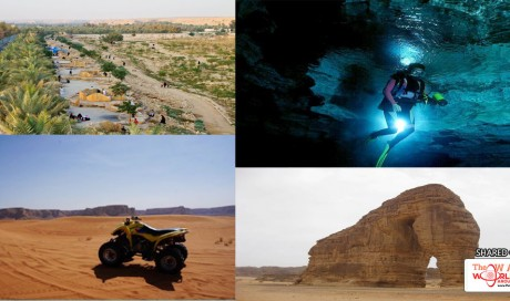 6 fun activities in Riyadh you must check out
