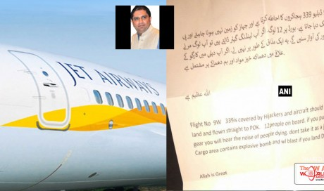 Hijack threat: Love-struck millionaire wanted to start 'Royal Airlines' for 'girlfriend'