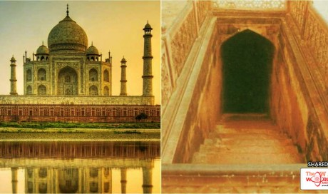 22 Mysterious Locked Rooms Inside The Taj Mahal, That Aren't Accessible To Public