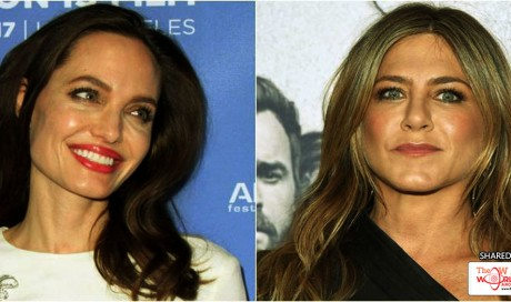 Angelina Jolie's Reported 'Dinner Date' Reignites Rumors She's Feuding With Jennifer Aniston (Again)