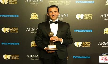 Jumeirah Messilah Beach Hotel wins top award