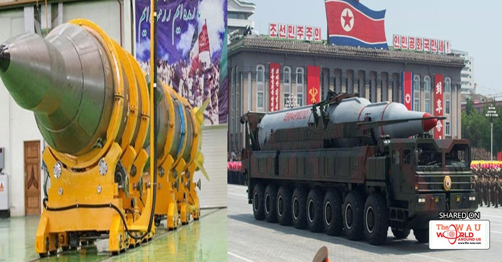 Top Countries With Most Powerful Nuclear Weapons In The World - World's most powerful nuclear countries