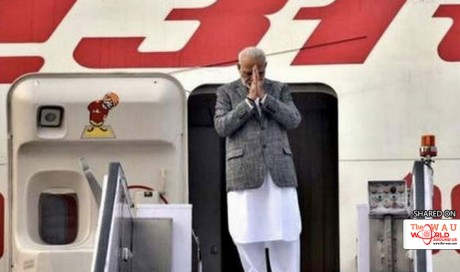 Modi leaves for Philippines to attend Asean Summit