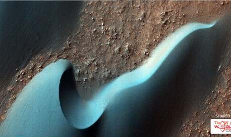 blog, science, nasa has just released 2,540 gorgeous new photos of mars