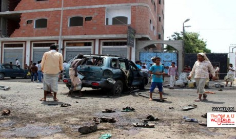 Suicide bomber kills at least four in attack in Yemeni city: witnesses
