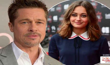 Brad Pitt Is 32 Years Older Than His Lovely New Girlfriend