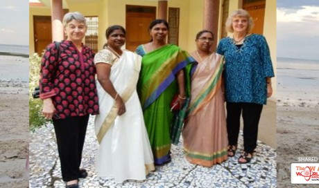 After 5 years, Sister Care returns to India and Nepal