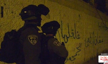 Israeli forces detain 10 Palestinians, 5 women, in East Jerusalem raids