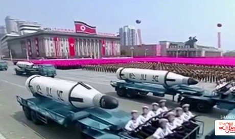 New US sanctions target North Korean, Chinese companies