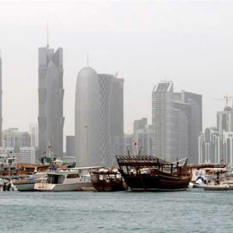 Arab nations blockading Qatar expand blacklist