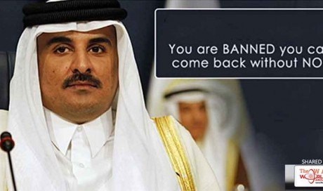 If you have worked in Qatar but now you are BANNED you can come back without NOC.