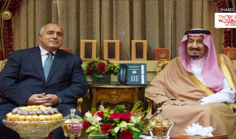 King Salman, Bulgarian PM hold talks, seek to strengthen bilateral cooperation