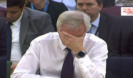 David Davis admits UK Government has not done Brexit impact assessments for different economic sectors