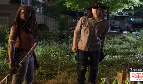'The Walking Dead' Fall Finale Sees (SPOILER) Shocking Upcoming Death