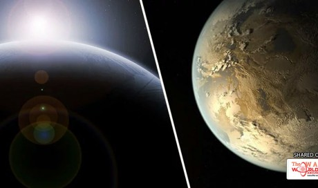 NASA Find Solar System Exactly Like Our Own
