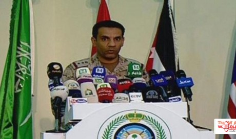 Arab Coalition: 83 ballistic missiles fired by Houthis toward Saudi Arabia so far