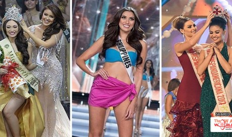 PEP YEARENDER 2017: Pinay beauty queens dominate international pageants