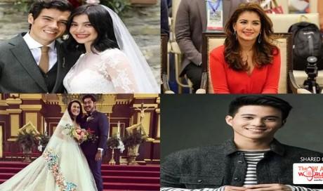 Filipino Celebrities' Weddings, Deaths That Rocks Showbiz World This 2017