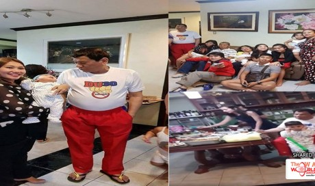 Duterte Receives Praises From Netizens For Simple New Year's Celebration