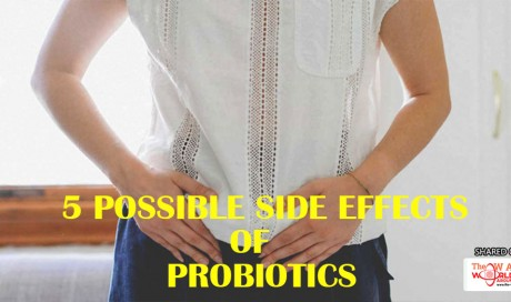 5 Possible Side Effects of Probiotics