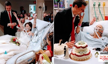 She Married The Love Of Her Life On Her Deathbed & Her Last Words Were Her Vows