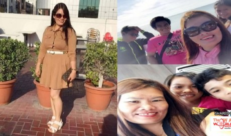 Pinay OFW Provided For Her Children Alone After Cheated By Husband